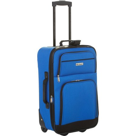 Leisure Luggage 26'' Expandable Upright Luggage