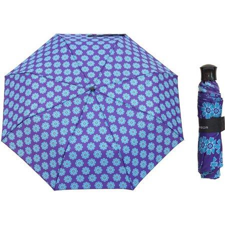 Misty Harbor Flower Power Manual Open Umbrella