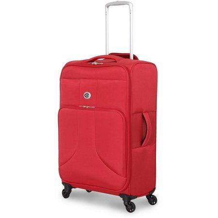 New! Global Traveler 24'' Mount Edna Spinner Luggage