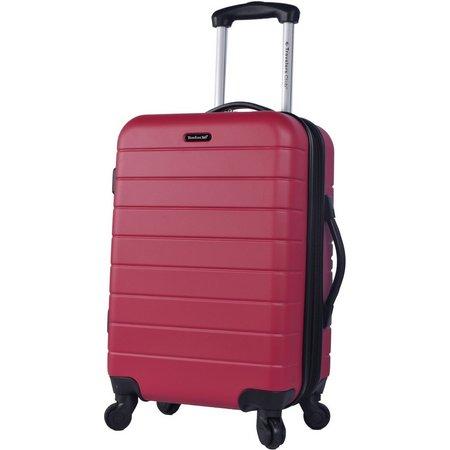 Travelers Club 20'' Simone Hardside Luggage