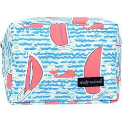Simply Southern Regatta Cosmetic Bag
