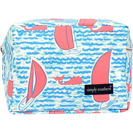 Simply Southern Regatta Cosmetic Bag