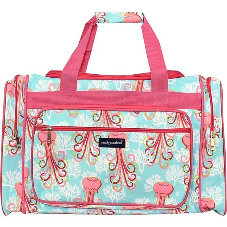 Simply Southern Jellyfish Duffel Bag