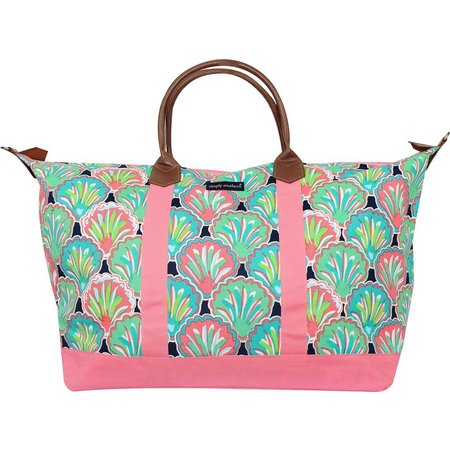 Simply Southern Shell Weekender Bag