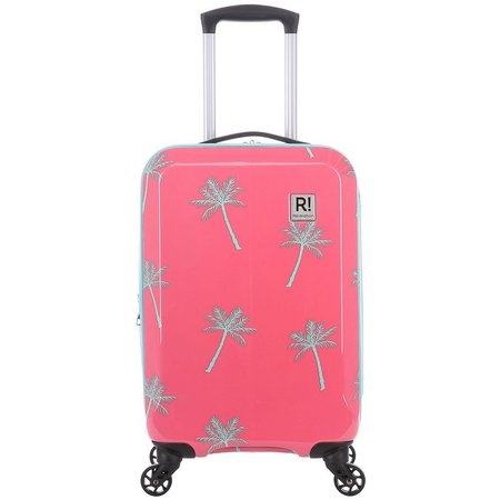 Revelation 21'' Antigua BA Max Palm Tree Luggage