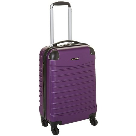 CIAO! 20'' Voyager Hardside Spinner Luggage