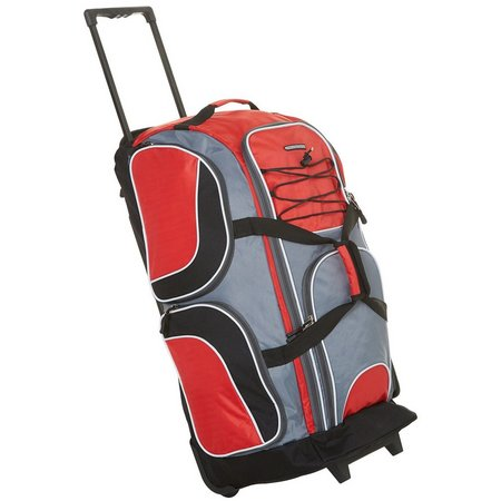 CIAO 30'' Two Pocket Rolling Duffel Bag
