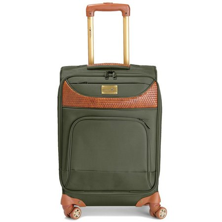 Caribbean Joe 24'' Olive Spinner Luggage