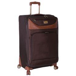 Caribbean Joe 28'' Chocolate Spinner Luggage