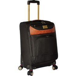 Caribbean Joe 20'' 8 Wheel Spinner Luggage