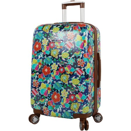 Lily Bloom 24'' Turtle Power Hardside Luggage