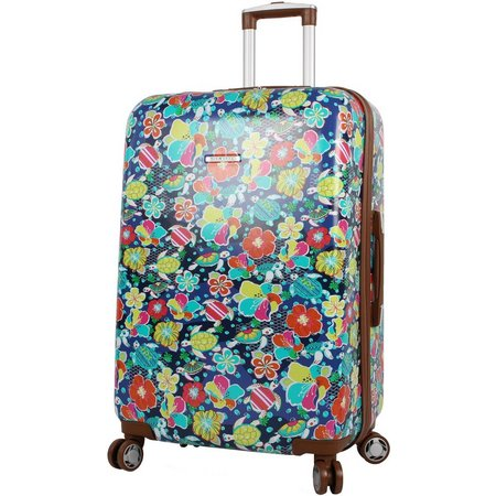 Lily Bloom 28'' Turtle Power Hardside Luggage