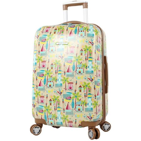 Lily Bloom 24'' Beach House Hardside Luggage