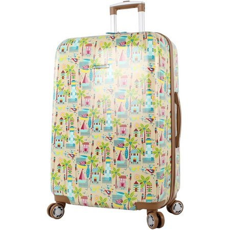 Lily Bloom 28'' Beach House Hardside Luggage