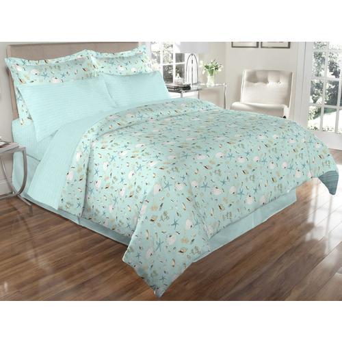 Palm Cove 8 Pc Oceanside Comforter Bed In A Bag Set Bealls Florida