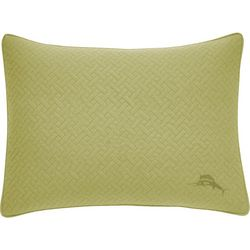 Tommy Bahama La Scala Quilted Decorative Pillow