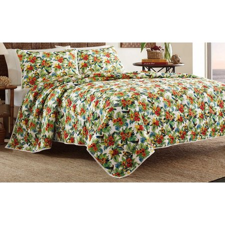 Tommy Bahama Parrot Cove Quilt
