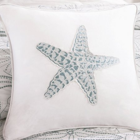 Harbor House Maya Bay Starfish Decorative Pillow