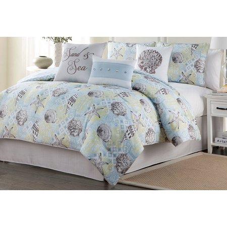 Bayshore Drive Marco Island Comforter Set