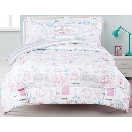 Cloud 9 World Traveler Mini Comforter Set