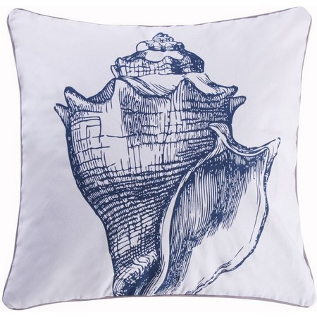 Levtex Home Seagrove Shell Decorative Pillow