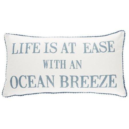 Seagrove Ocean Breeze Decorative Pillow