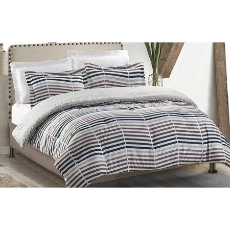 Karma 3-pc. City Central Comforter Set