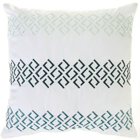 Caribbean Joe Ombre Stripe Decorative Pillow