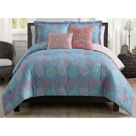 S.L. Home Fashions Venice Beach Comforter Set