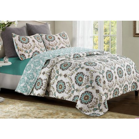 Hedaya Home Michaela Quilt Set