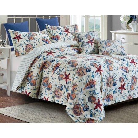 Hedaya Home South Seas 5-pc. Comforter Set