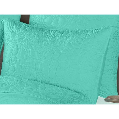 Design Source Mediterranean Tiles Pillow Sham