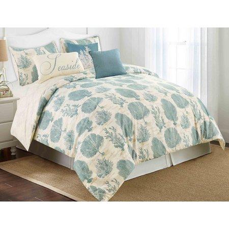 Elise & James Home Seafan Comforter Set