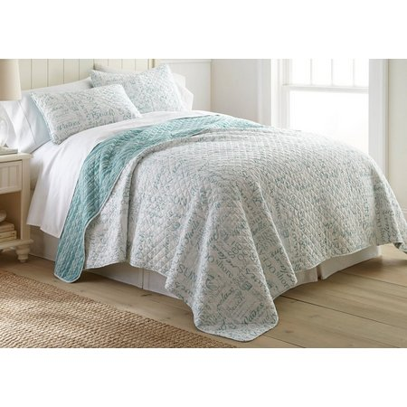 Elise & James Home Sun Shell Quilt Set