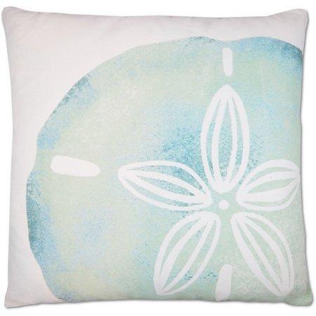 Elise & James Home Belize Sand Dollar Pillow