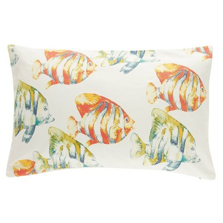 Elise & James Home Tampa Fish Decorative Pillow
