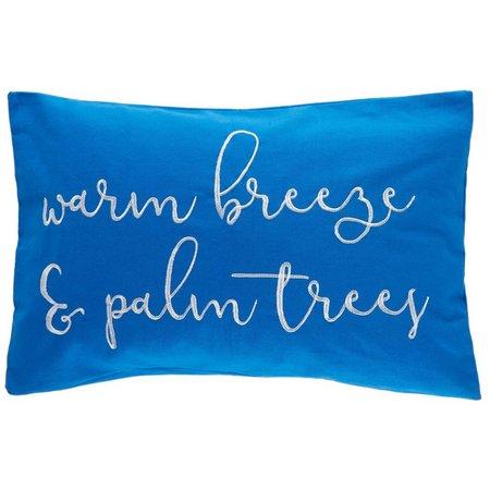 Elise & James Home Warm Breeze Decorative Pillow