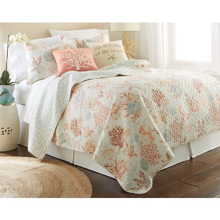 Elise & James Home Seton Bay Quilt Set