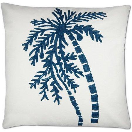 Elise & James Home Palm Tree Pillow
