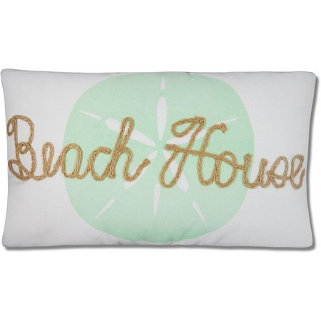 Elise & James Home Rope Beach House Pillow