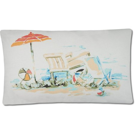 New! Elise & James Home Beach Club Pillow