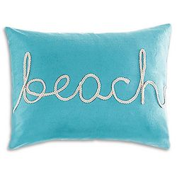Elise & James Home Wesley Beach Decorative Pillow