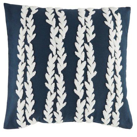 Elise & James Home Aleena Reeds Decorative Pillow