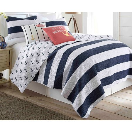 Elise & James Home Hallie Quilt Set