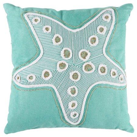 Elise & James Home Sula Reef Starfish Pillow
