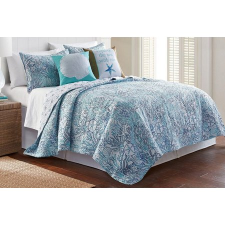 Elise & James Home Apo Reef Quilt Set
