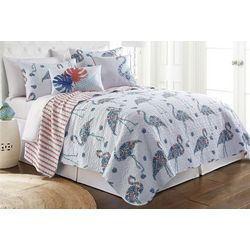 New! Elise & James Home Aruba Quilt Set