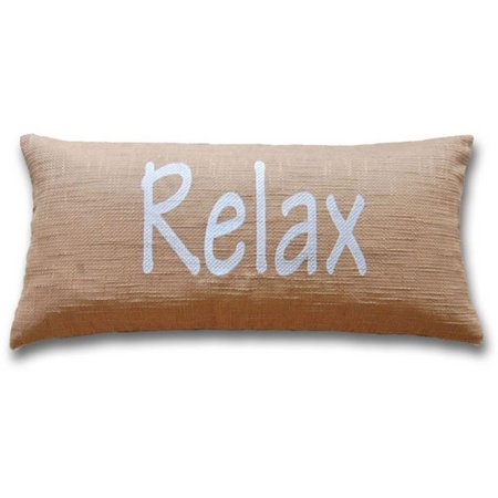 Greenland Home Fashions Relax Decorative Pillow