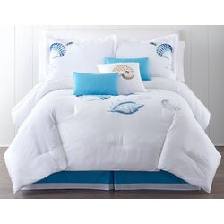 Panama Jack Shells 7-pc. Comforter Set
