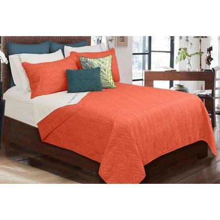 Colour Your Home Tropicana Quilt Set